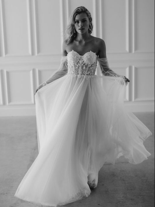 MWL, Made with love bridal, Max dress
