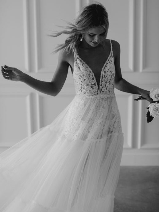 MWL, Made with love bridal, River dress