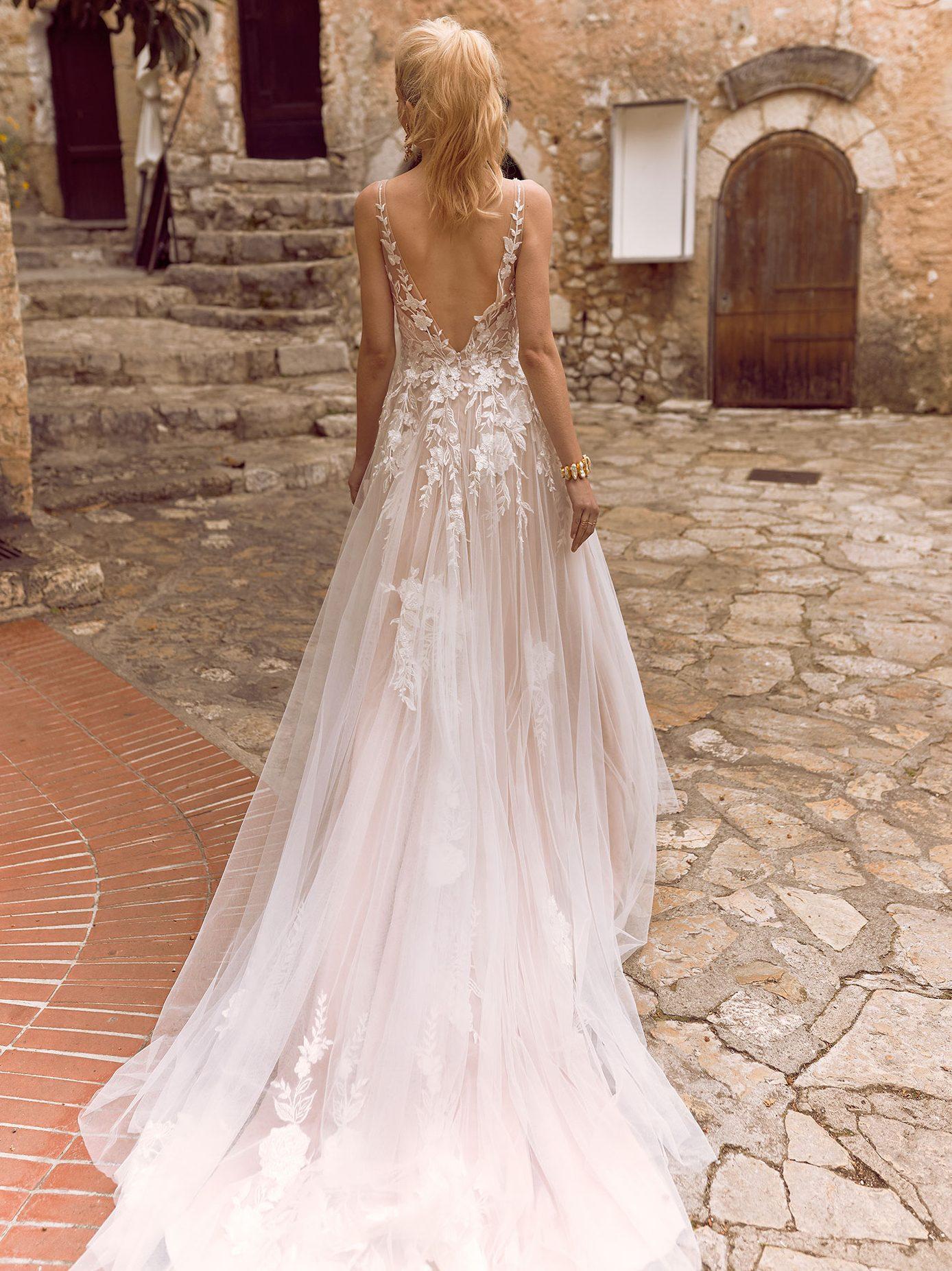 Madi Lane Bridal, Halani dress
