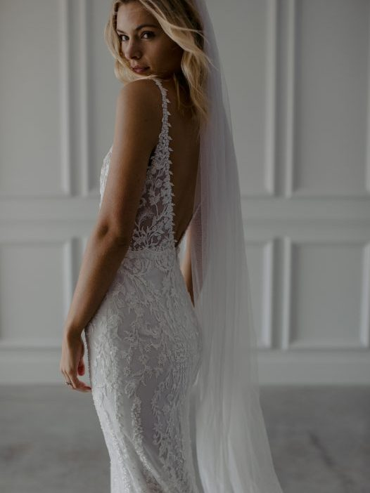 MWL, Made with love bridal, Tommy dress