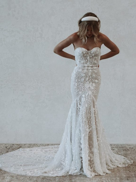 MWL, Made with love bridal, penny dress