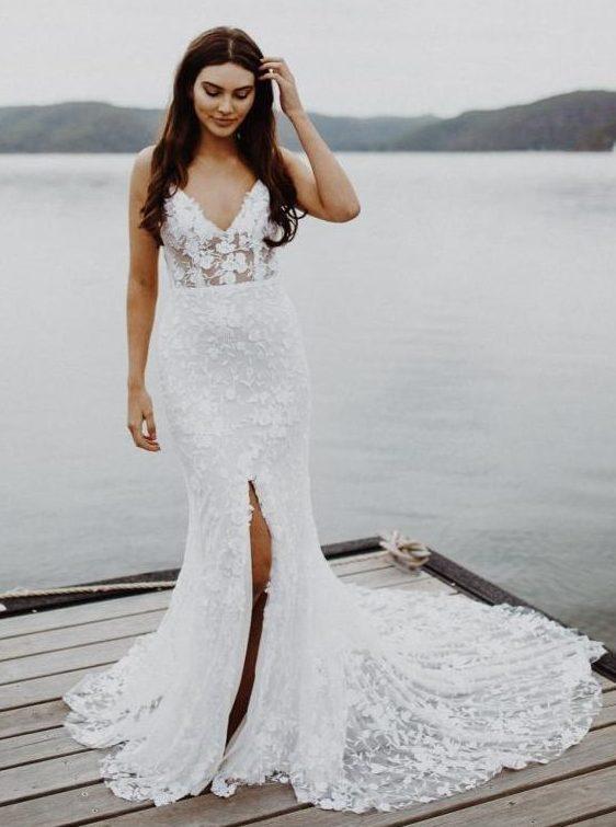 Emmy Mae Bridal, Made with love bridal, Bec dress