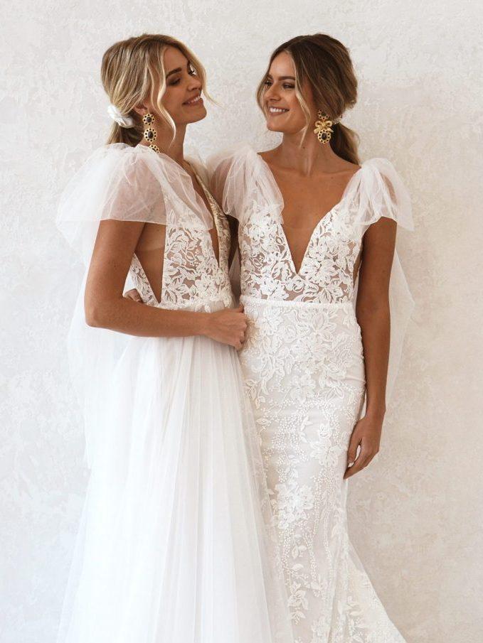 Emmy Mae Bridal, Made with love bridal, Peony dress